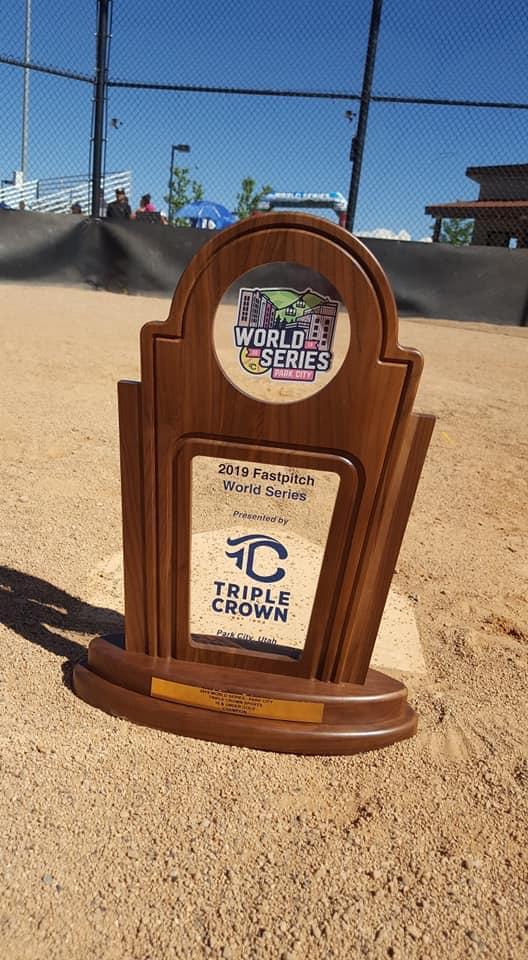Triple Crown 16U World Series-Trophy-2019